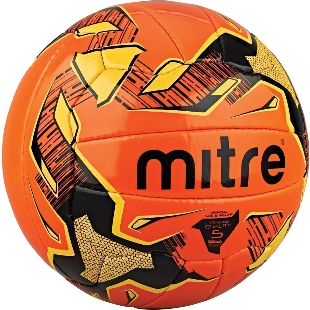 Mitre Malmo Plus Training Footballs Ball Deal