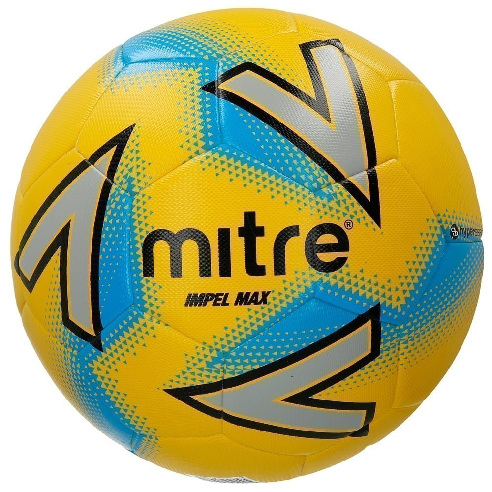 Mitre Impel Max Hyperseam Training Football