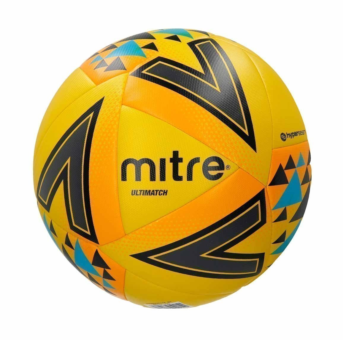 Mitre Ultimatch Hyperseam Football