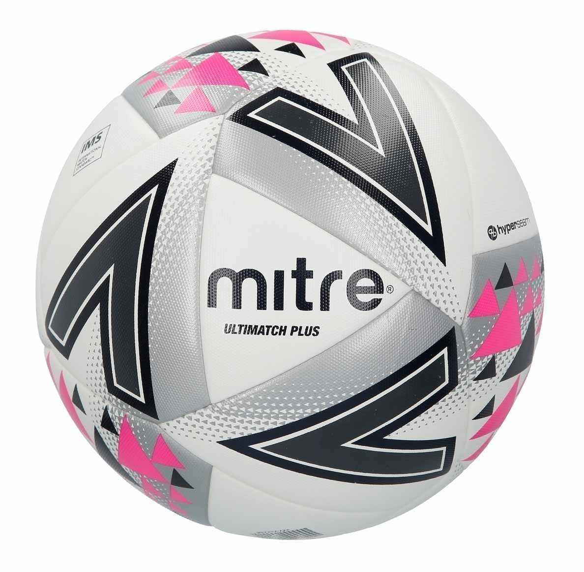 Mitre Ultimatch Plus Hyperseam Football