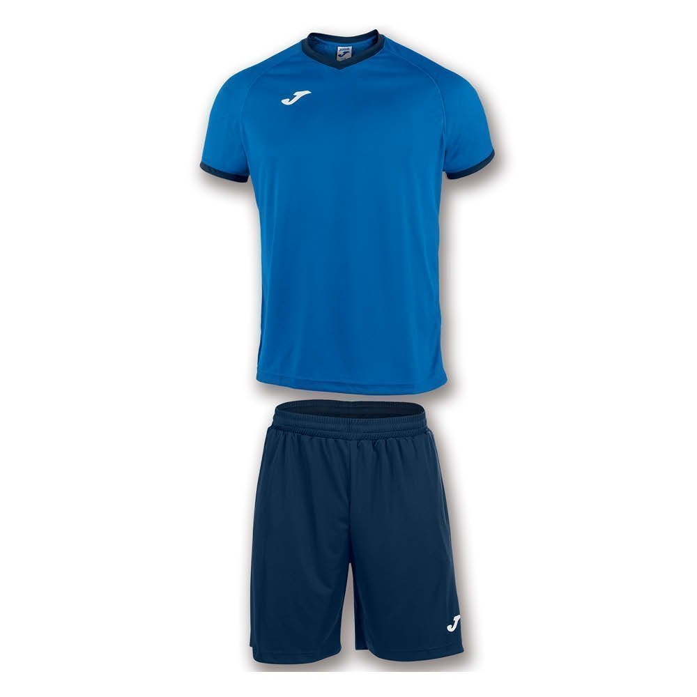 Joma Academy Youths T-Shirt and Shorts Set