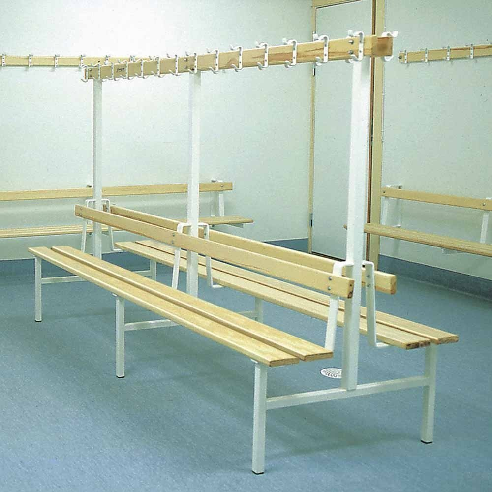Freestanding Changing Room Benches