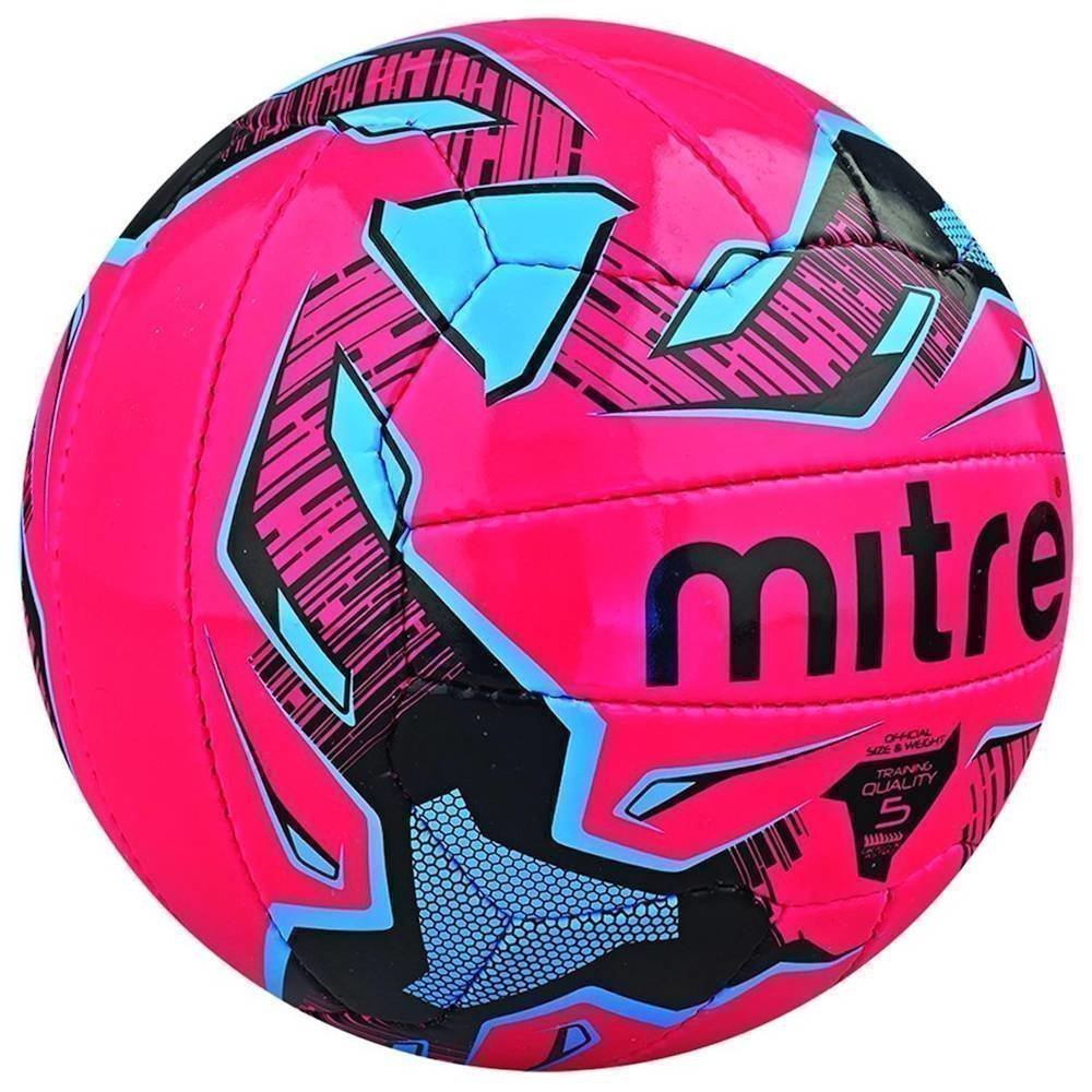 Mitre Malmo - 10 Pack & Sack Deal - Pink