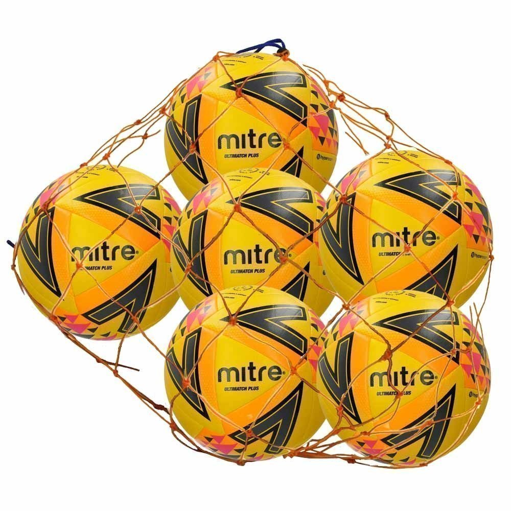 Mitre Ultimatch Plus Hyperseam 6 Ball Deal