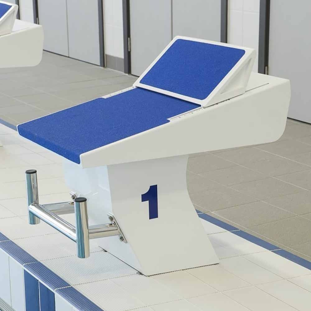 Olympic Standard Adjustable Footrest Starting Block