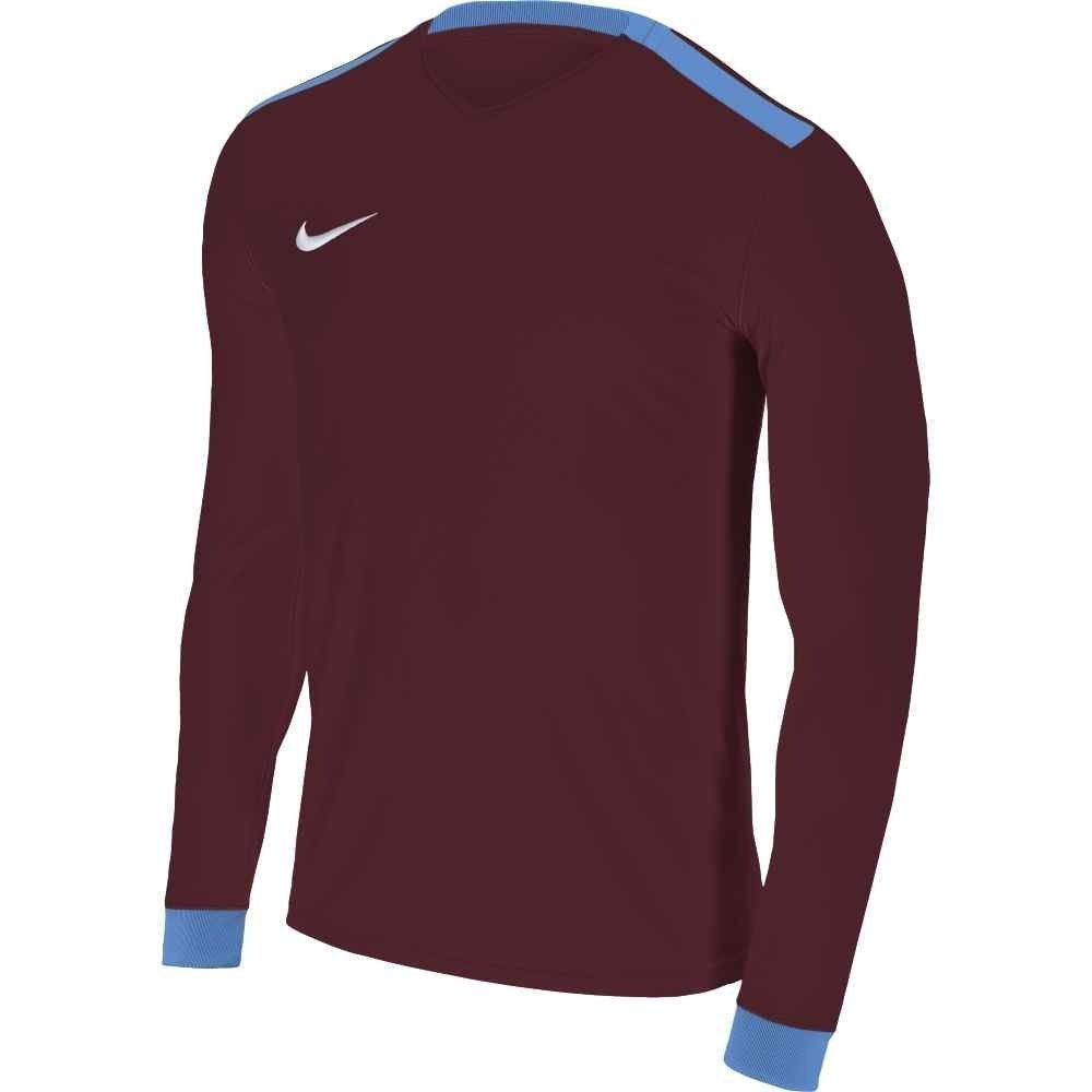 Youth's Nike Park Derby II Jersey - Long Sleeve