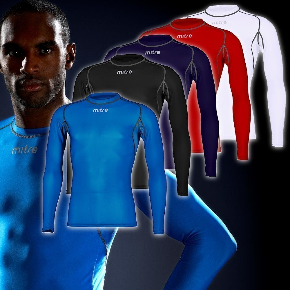Mitre Neutron Compression Jersey