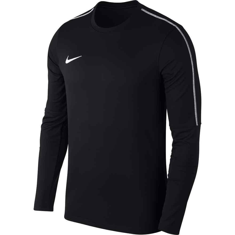 Youth's Nike Park 18 Drill Crew Top