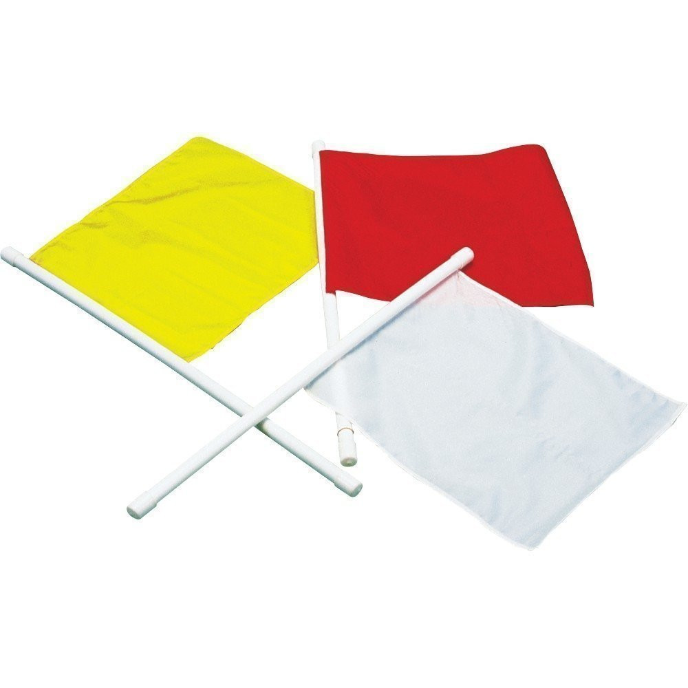 Officials Flags