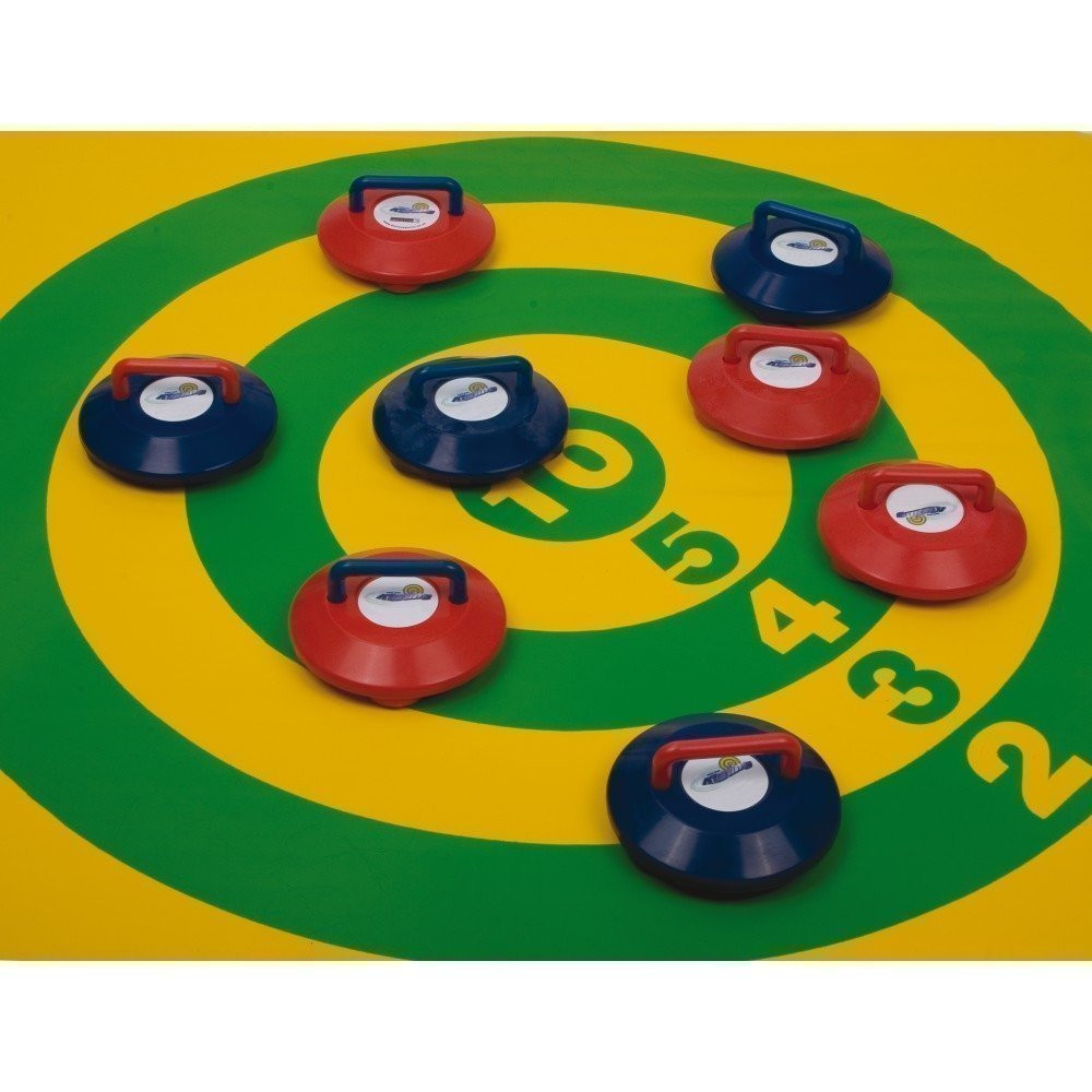 Kurling - Green/Yellow Target