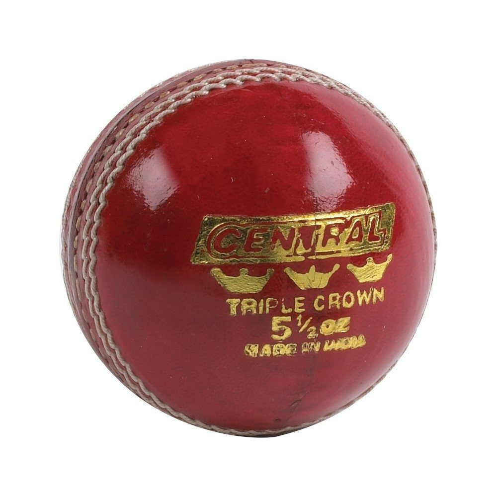 Central Triple Crown Cricket Balls