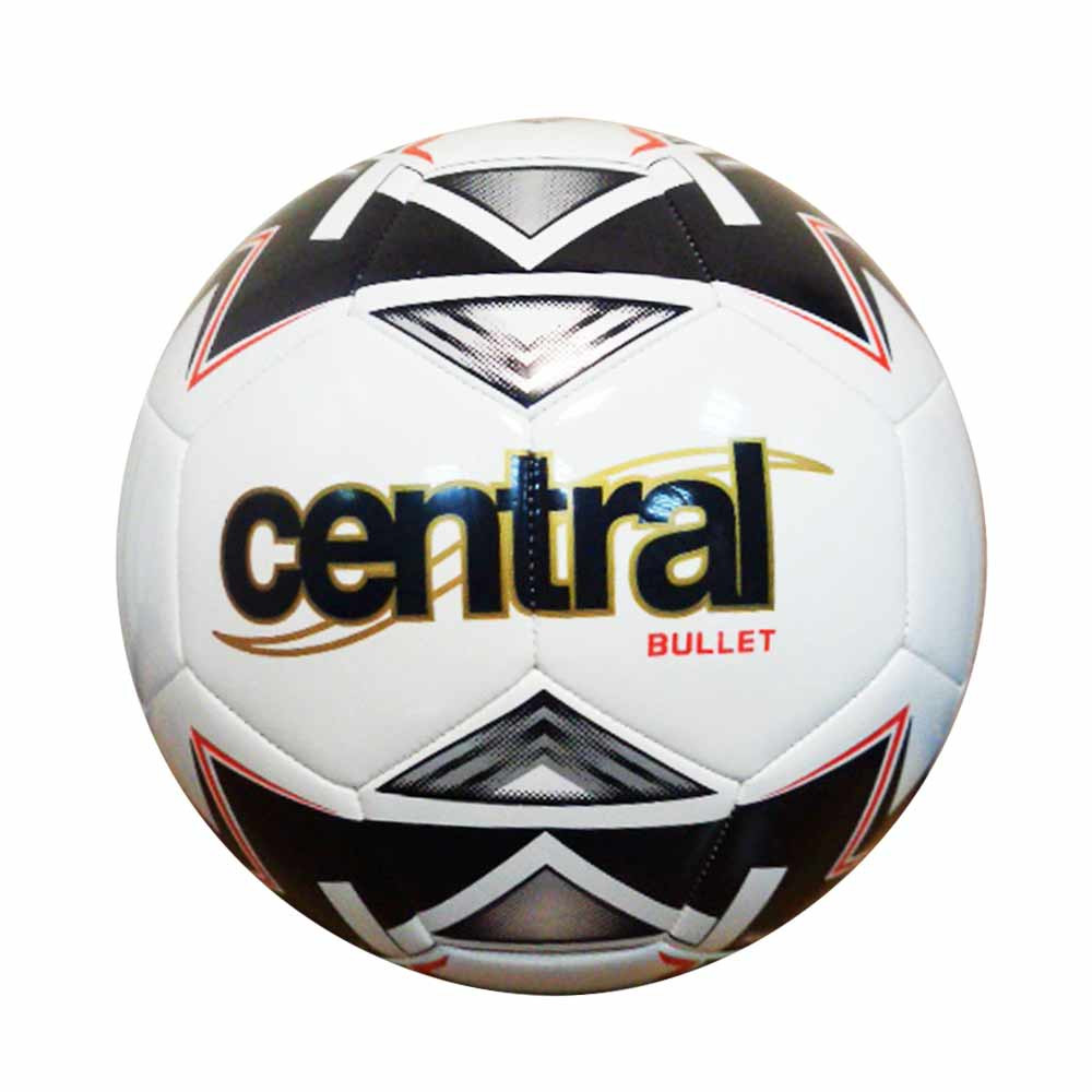 Central Bullet Hyper Stitched Football