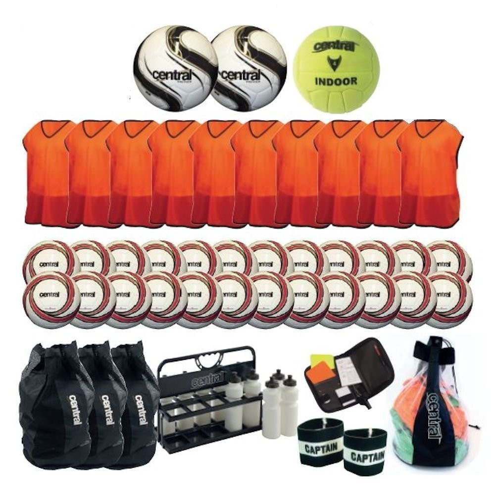 Central Football Session Pack