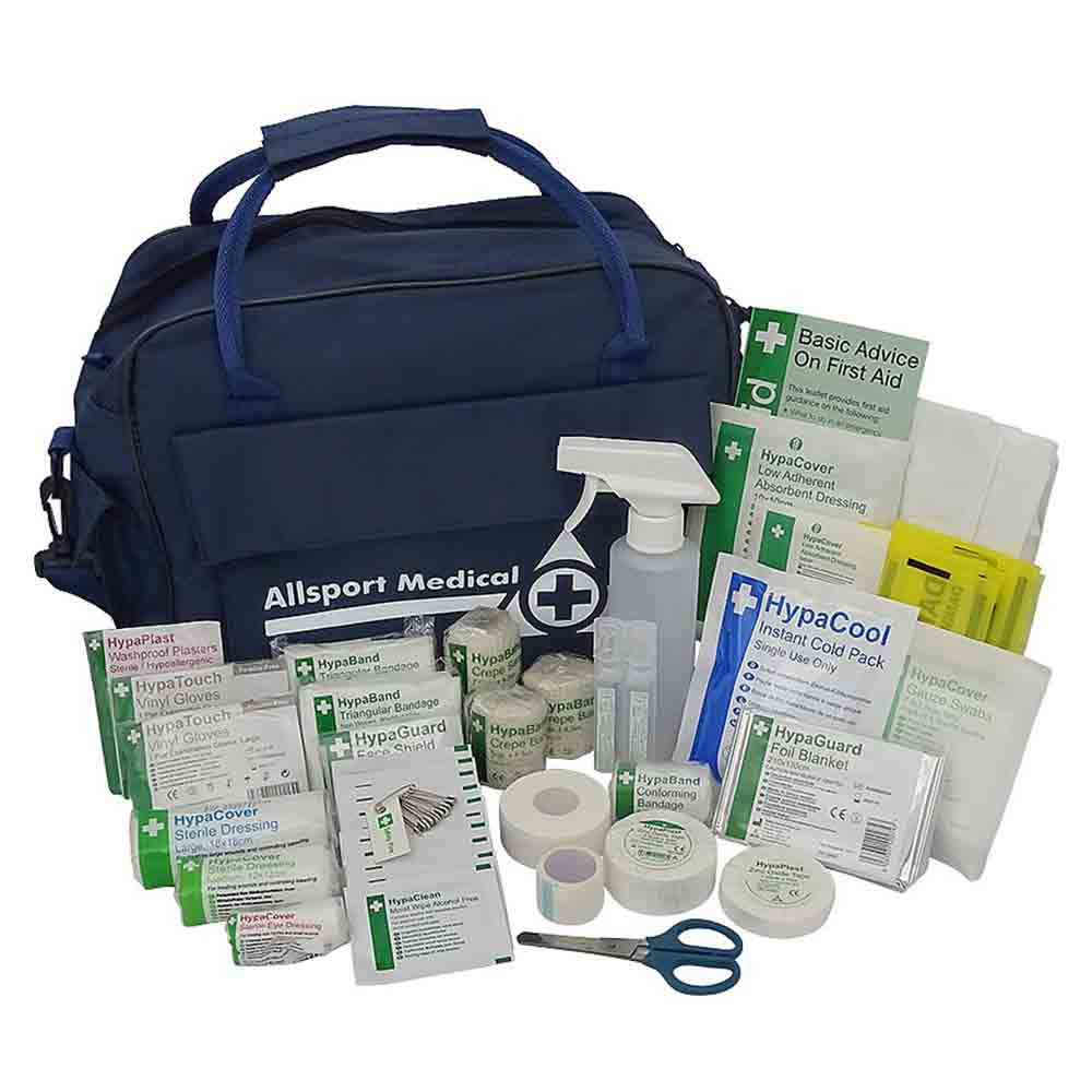 Football First Aid Kit - County FA Specified