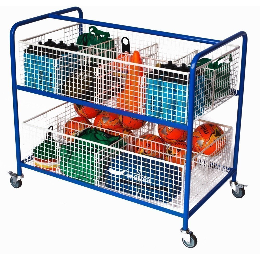 Multipurpose Storage Trolley