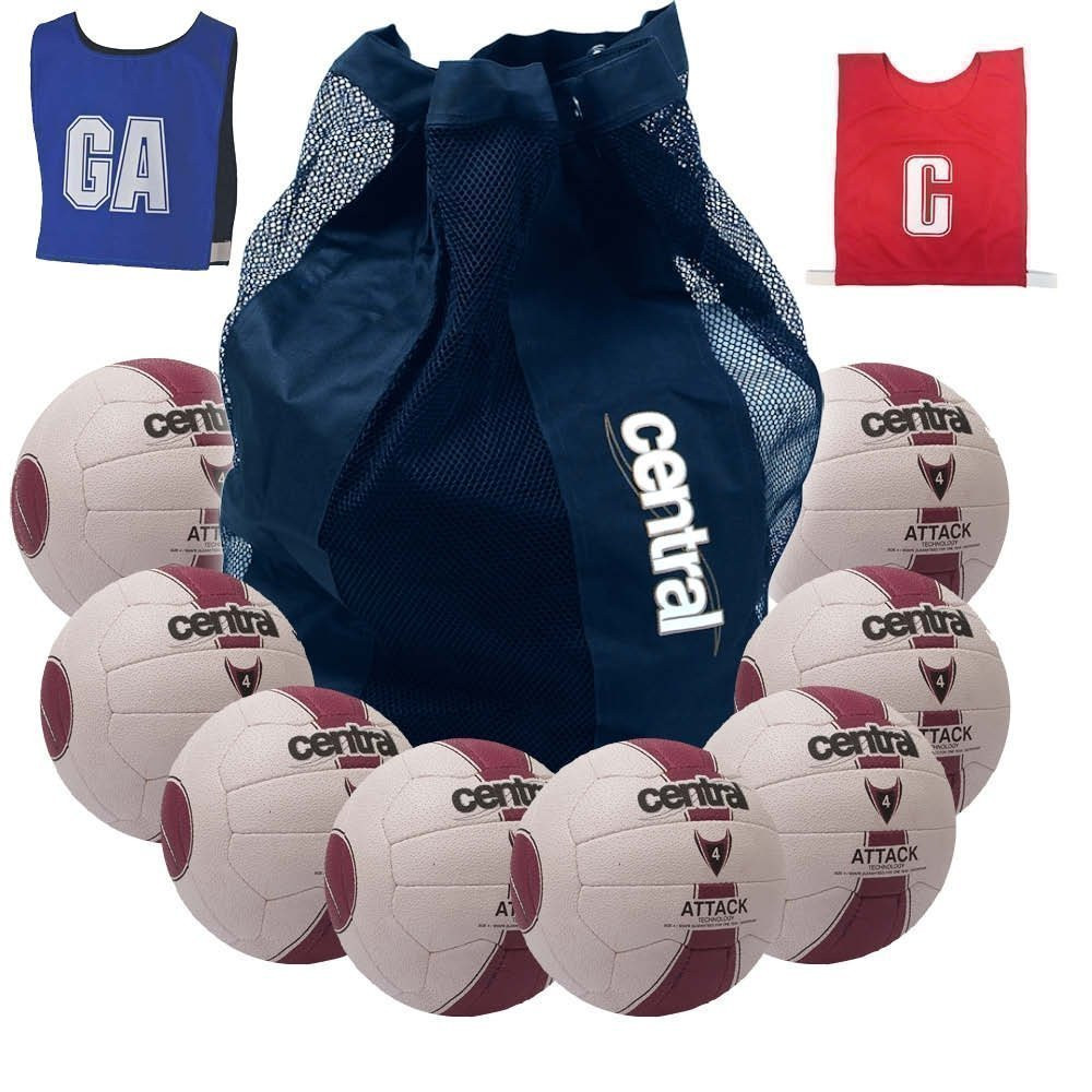 Central Coaching Netball Pack