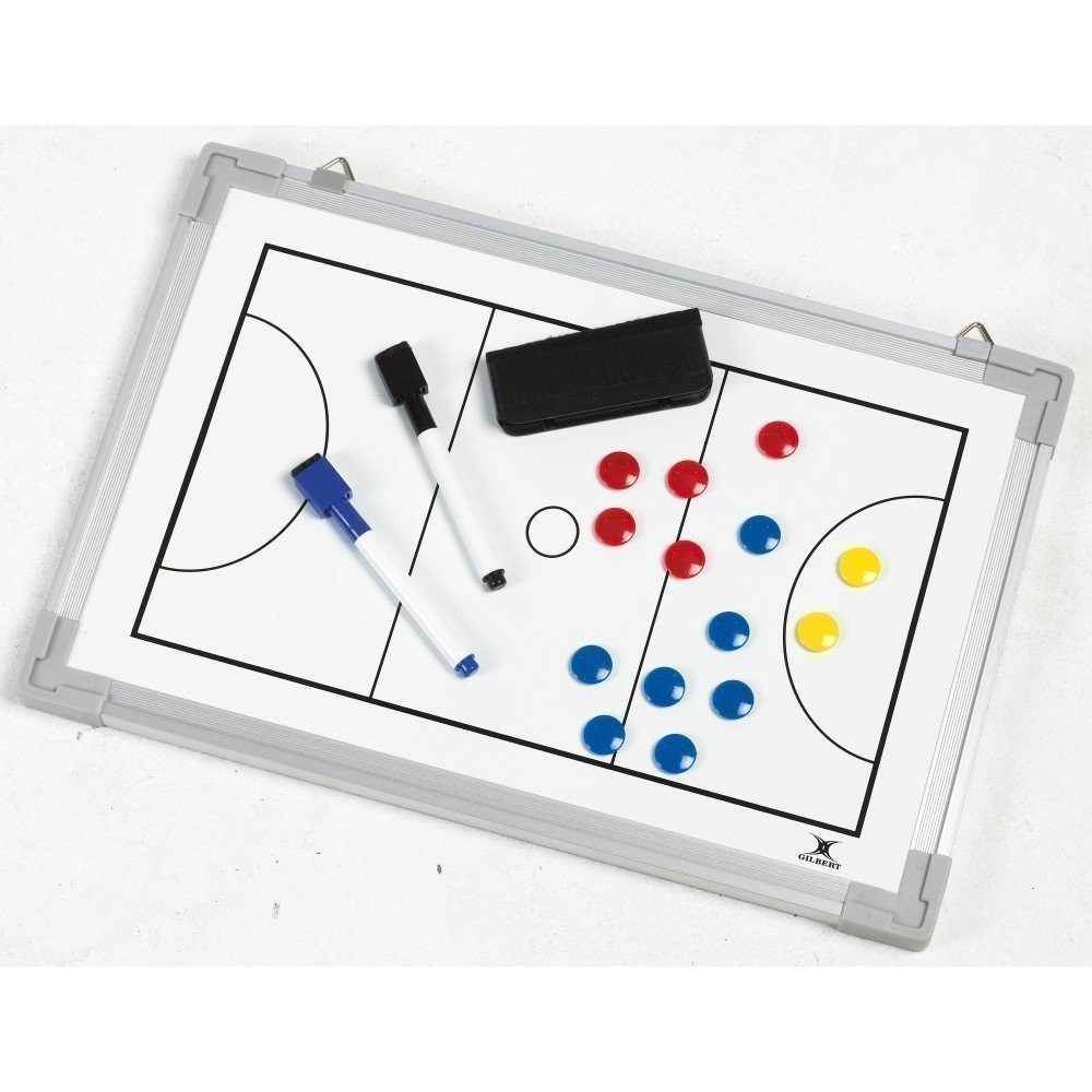 Gilbert Netball Tactic Board
