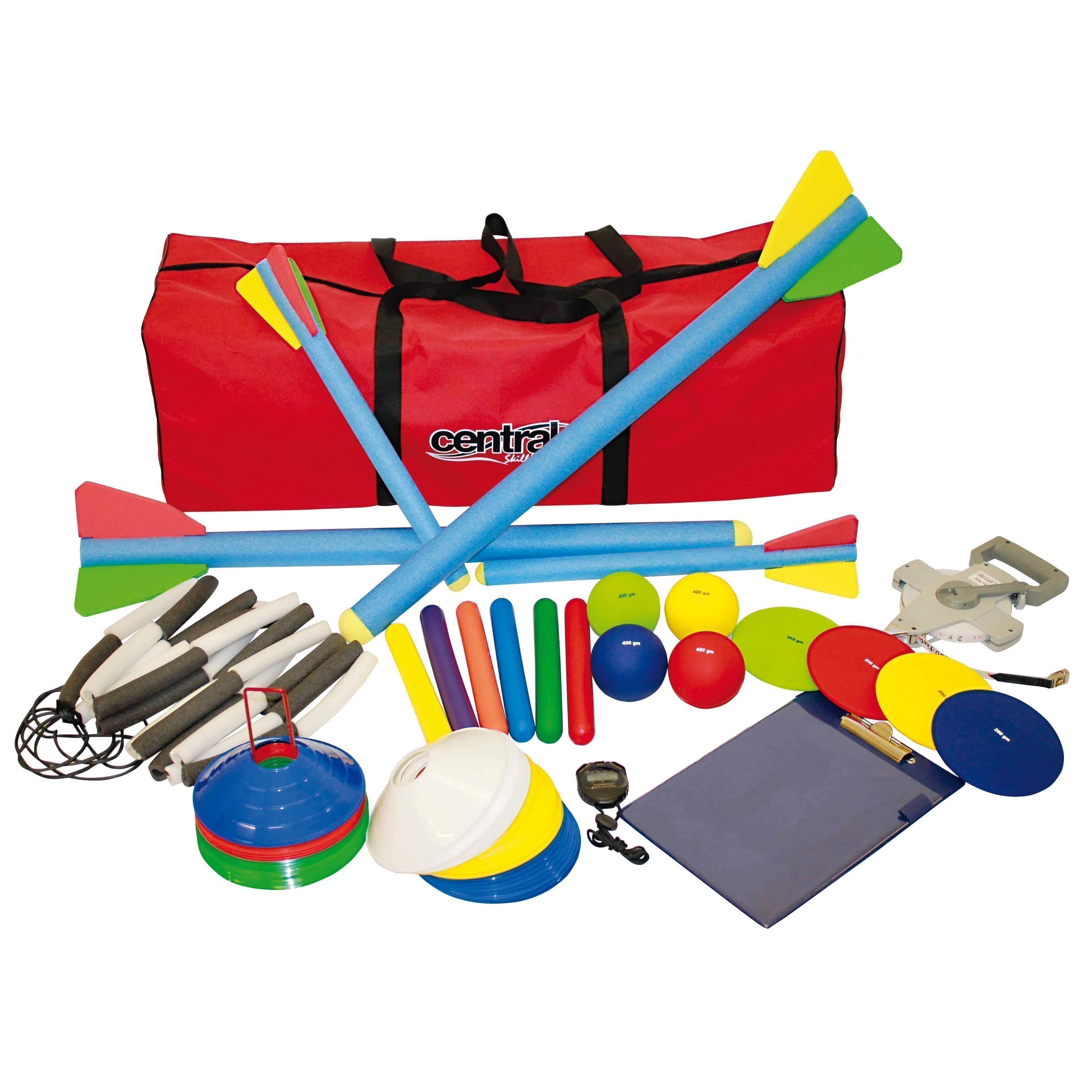 Central Skillbuilder Athletics Kit