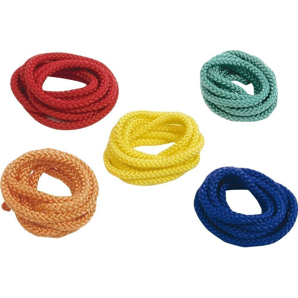 Plaited Coloured Ropes