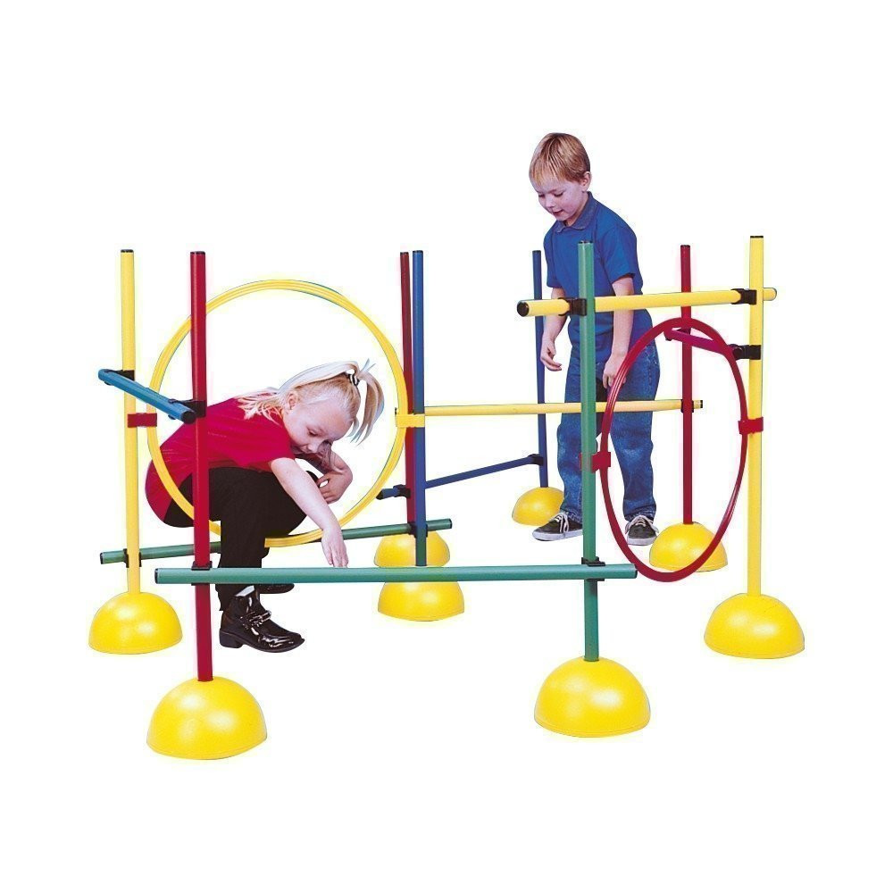 Motor Skills Complete Obstacle Course