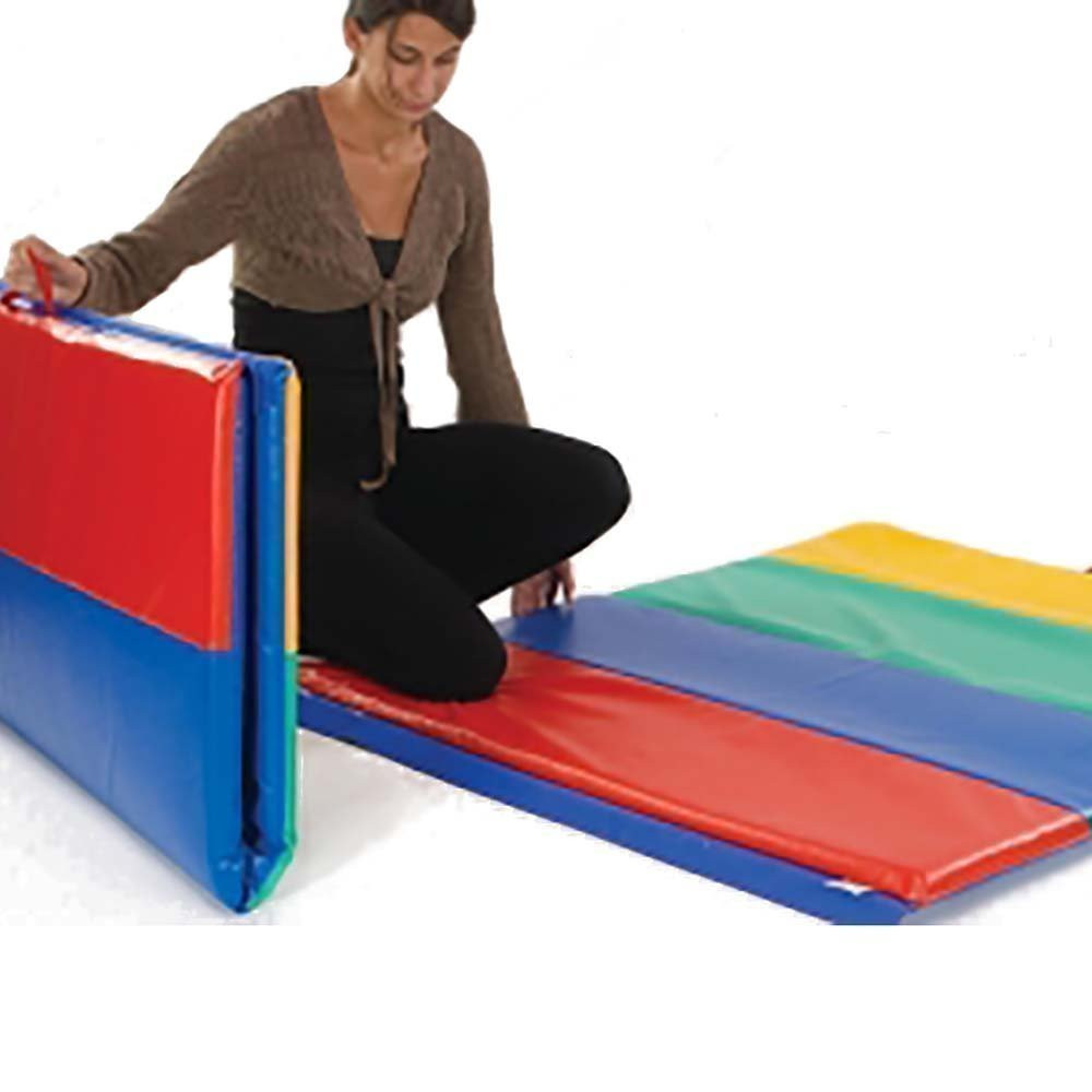 Folding Extendable Rainbow Mat