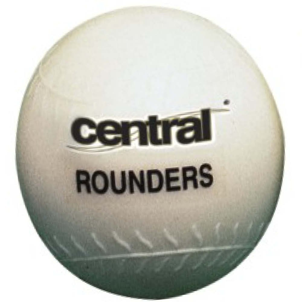 Central Plastic Rounders Ball