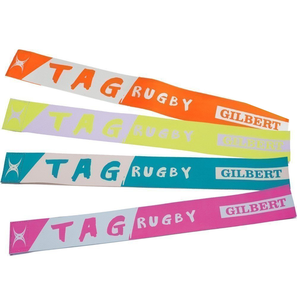 Gilbert Tag Rugby Belts