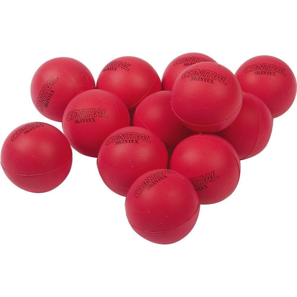 Central Red Stintex Foam Ball