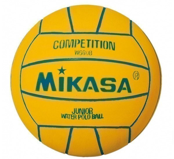 Mikasa W6608 Youth Water Polo Ball