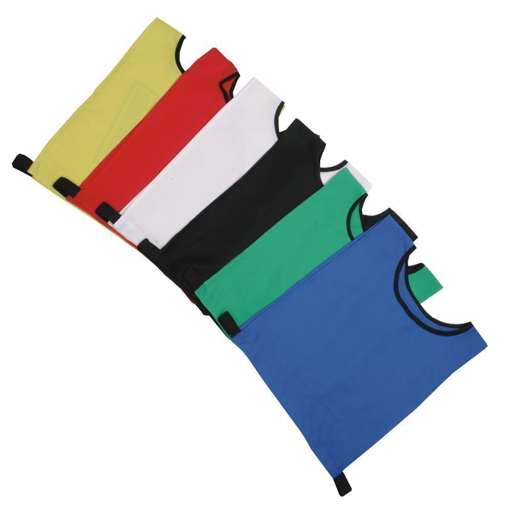 Polyester Training Bibs