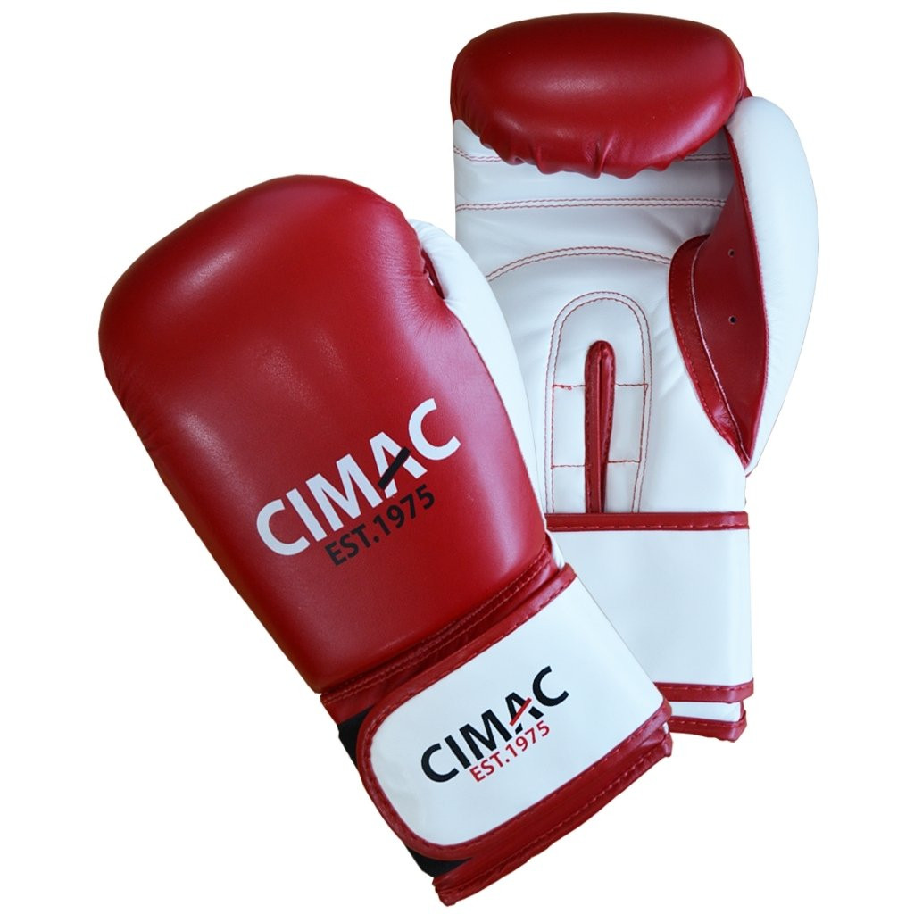 Cimac Artificial Leather Boxing Gloves - 6oz