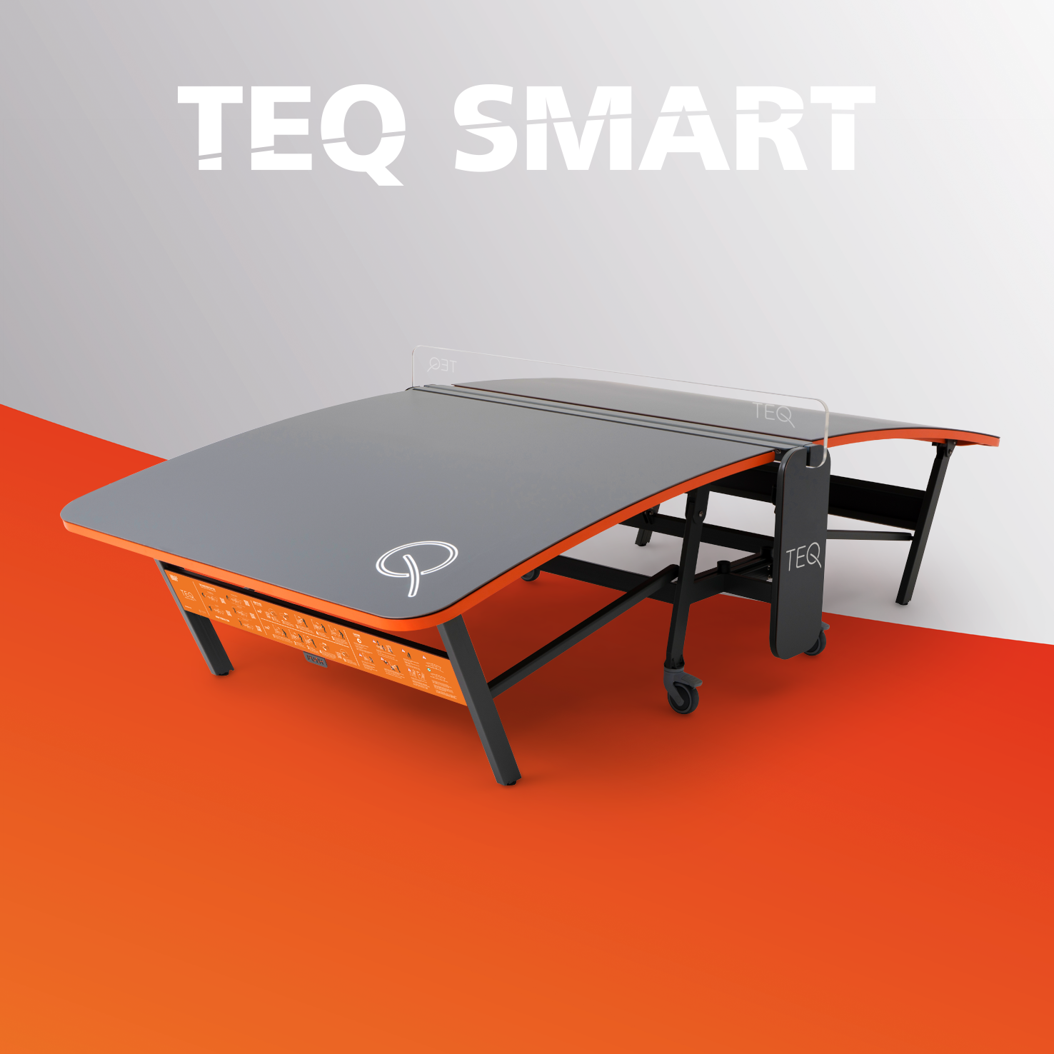 Teqball Teq Smart Table