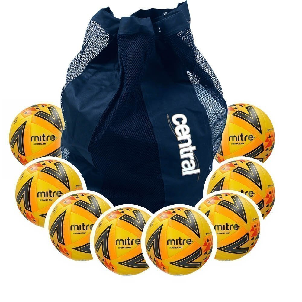 Mitre Ultimatch Max 10 Ball Deal