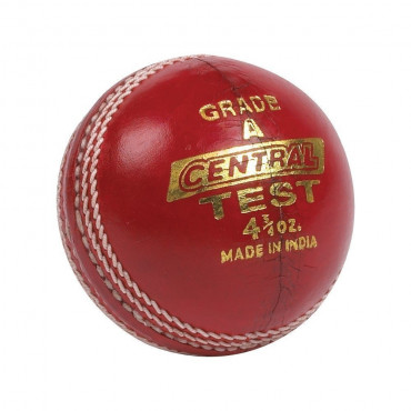 Central Test Cricket Balls