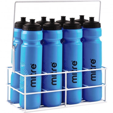 Mitre Water Bottles & Carrier