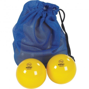 Central Yellow Indoor Balls