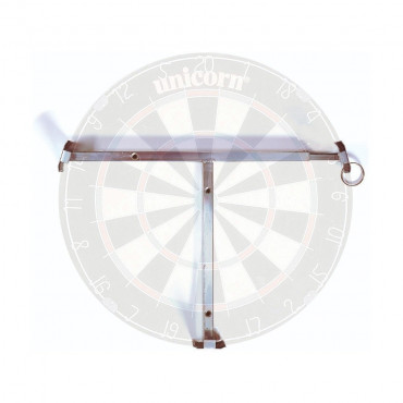 Unicorn Dartboard Wall Clamp