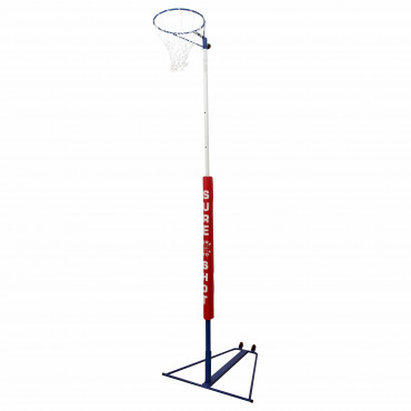 Sure Shot Telescopic Netball Post