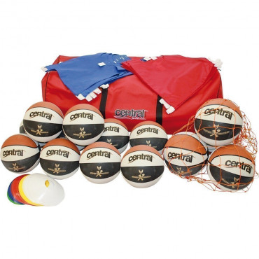 Central Skillbuilder Basketball Kits