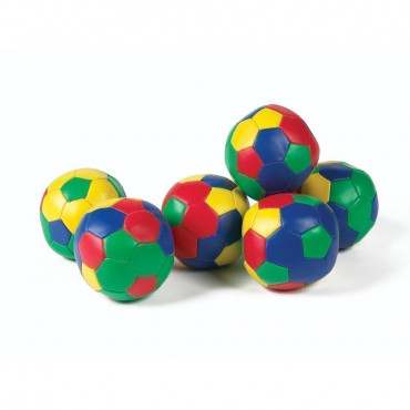 Multi Coloured Softy Balls