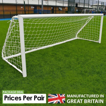 5-A-Side Academy Folding Goals - Sold as Pairs