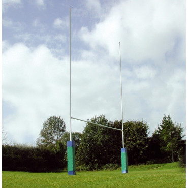 Sabre Steel Rugby Posts