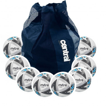 Mitre Ultimatch Hyperseam 10 Ball Deal