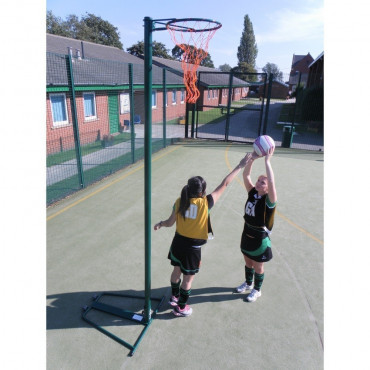 Central Tournament Netball Posts - Pair
