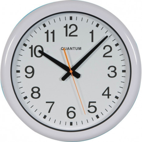 Waterproof Sweep Wall Clock