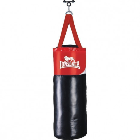 Lonsdale PU Punchbag and Chains