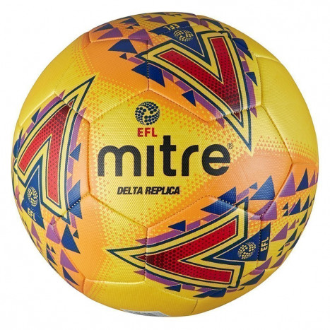 Mitre Delta Legend Fluo Replica Football
