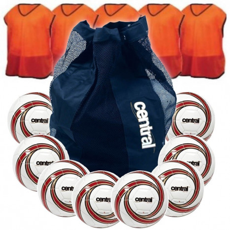 Central Coaching Football Pack