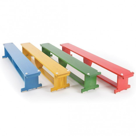 Niels Larsen Activbench Coloured Set of 4
