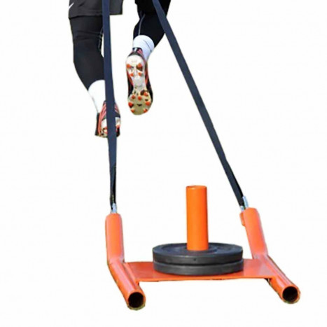 Central Power Speed Sled